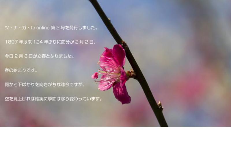 ツ・ナ・ガ・ル online