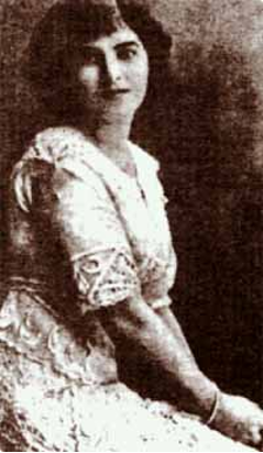 May Ziadeh(1886-1941)